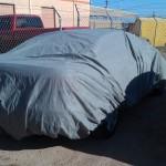 Audi pod plachtou