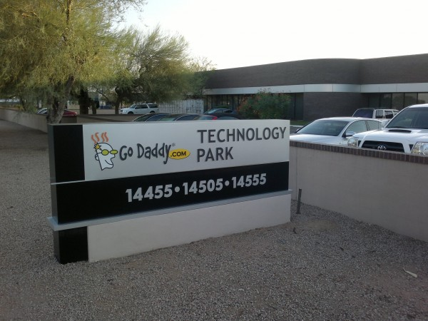 GoDaddy Headquarters in Scottsdale, Arizona